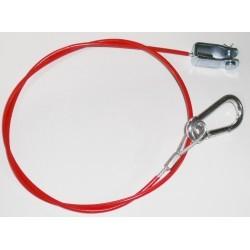 Câble de rupture