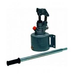 Pompe manuelle 6L acier avec levier