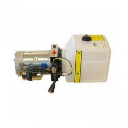 Pompe hydraulique électrique 12V / 4 Litres
